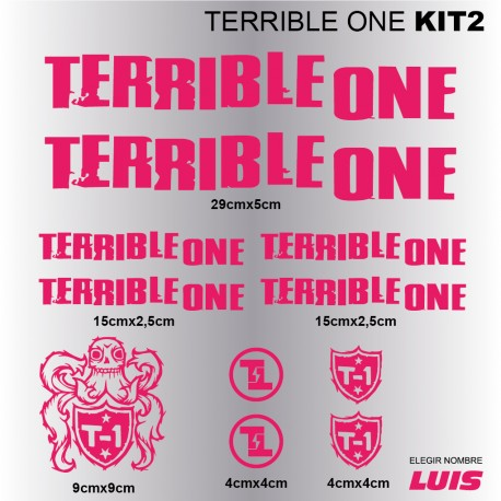 Terrible One Kit2