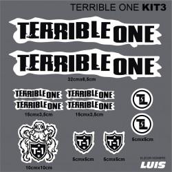 Terrible One Kit3