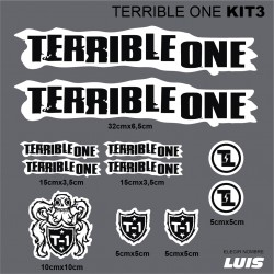 Terrible One Kit3