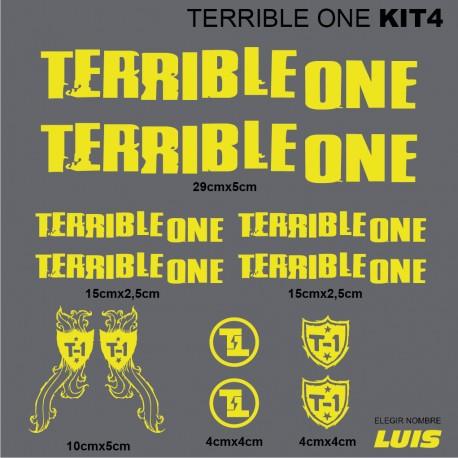 Terrible One Kit4