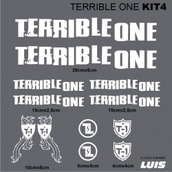 Terrible One Kit4