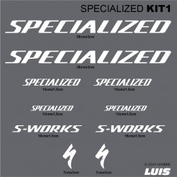 Specialized / S-WORK Kit1