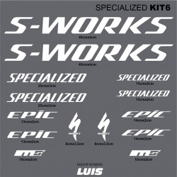 Specialized / S-WORK Kit6