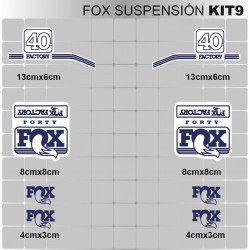 Fox suspension kit9