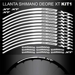 """SHIMANO XT LLANTA MTB  26"""" kit1"""