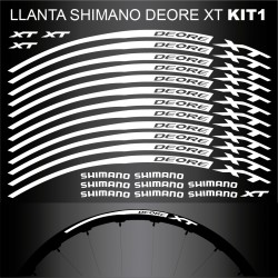 """SHIMANO XT LLANTA MTB  29"""" kit1"""