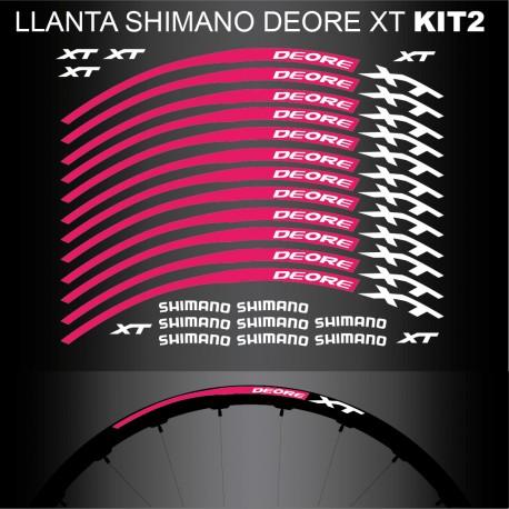 """SHIMANO XT MTB 26"""" kit2"""