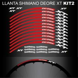 Shimano XT Kit2