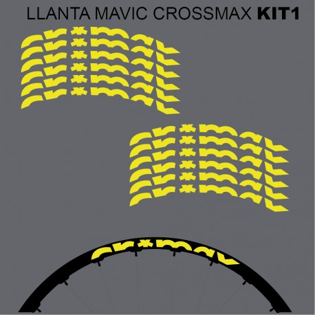 Mavic Crossmax Kit1