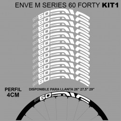 "ENVE M SERIES 60 FORTY 27,5"" Kit1"