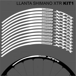 """Shimano XTR MTB 29"""" Kit1"""