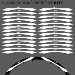Shimano XT Kit7