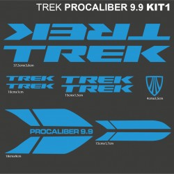 Trek procaliber 9.9 kit1