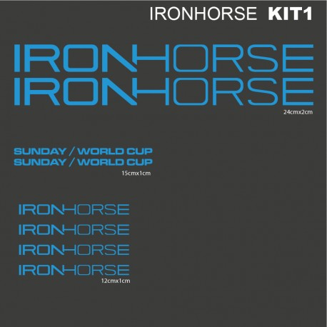 IRONHORSE KIT1