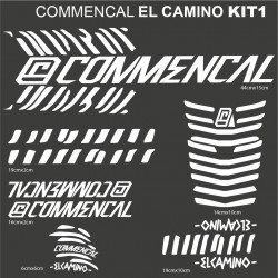 COMMENCAL EL CAMINO kit1