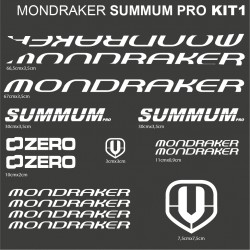 MONDRAKER SUMMUM CARBON PRO kit1