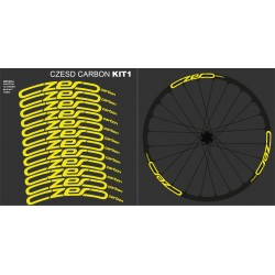 "czesd carbon 29"" KIT1"