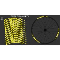 """czesd carbon 29"""" KIT1"""