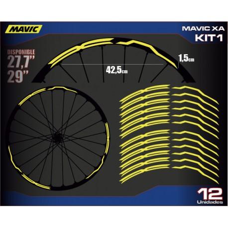 "Mavic XA 27,5"" Kit1"