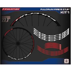 "FULCRUM FIRE 5 27,5"" Kit1"