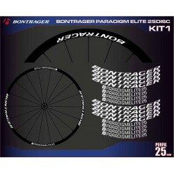 BONTRAGER PARADIGM ELITE 25 KIT1