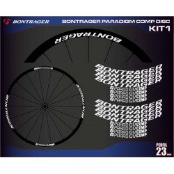 BONTRAGER PARADIGM COMP DISC KIT1
