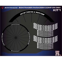 BONTRAGER PARADIGM COMP 25 DISC KIT1
