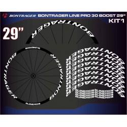 """BONTRAGER LINE PRO 30 BOOST 29"""" KIT1"""