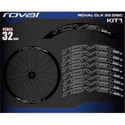 ROVAL CLX 32 DISC KIT1