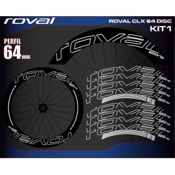 ROVAL CLX64 DISC KIT1