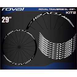 "ROVAL TRAVERSE SL 29"" KIT2"