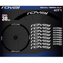 ROVAL TERRA CLX KIT1