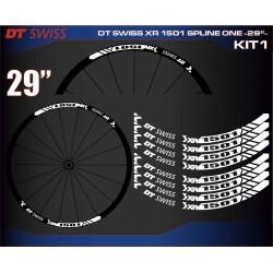 """DT SWISS XR 1501 SPLINE ONE 29"""" KIT1"""