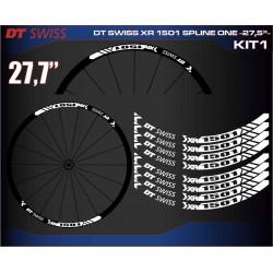 """DT SWISS XR 1501 SPLINE ONE 27,5"""" KIT1"""