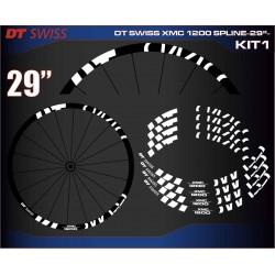 "DT SWISS XMC 1200 SPLINE 29"" KIT1"