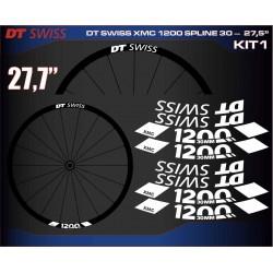 "DT SWISS XMC 1200 SPLINE 30 27,5 "" KIT1"
