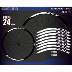SHIMANO RX10 KIT1