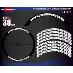 PROGRESS AIR DISC LTD 38MM KIT1