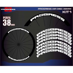 PROGRESS AIR DISC 38MM KIT1