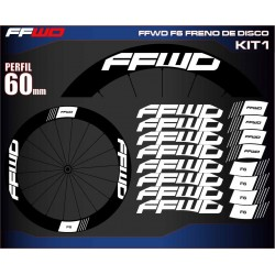 FAST FORWARD F6 FRENO DE DISCO KIT1