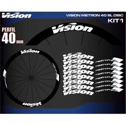 VISION METRON 40 SL DISC KIT1