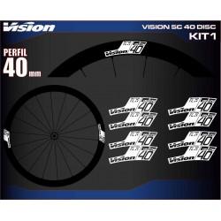VISION SC 40 DISC KIT1