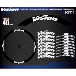 VISION TRIMAX CARBON 40 DISC KIT1