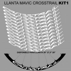 Mavic Crosstrail Kit1