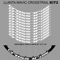 Mavic Crosstrail Kit2