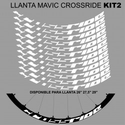 Mavic Crossride Kit2