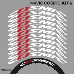 Mavic Cosmic Kit6