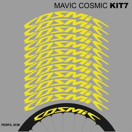 Mavic Cosmic Kit7