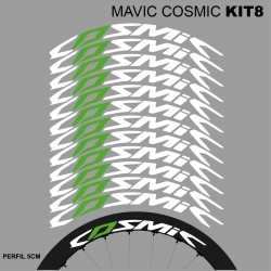 Mavic Cosmic Kit8