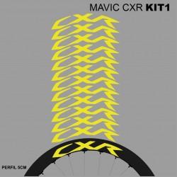 Mavic CXR Kit1